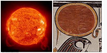 ra dios egipcio