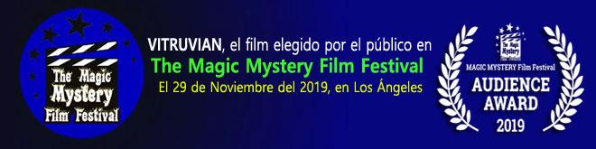 film Vituvian de Christian Franchini sobre Magia premiado en LA